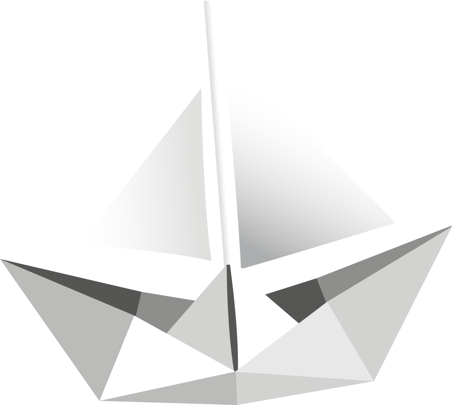 paper yacht icon